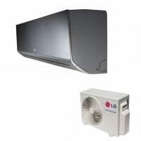 LG ARTCOOL MIRROR Black  2,6 kW split klíma